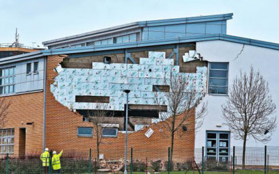 The PFI model IS responsible for the Edinburgh schools fiasco
