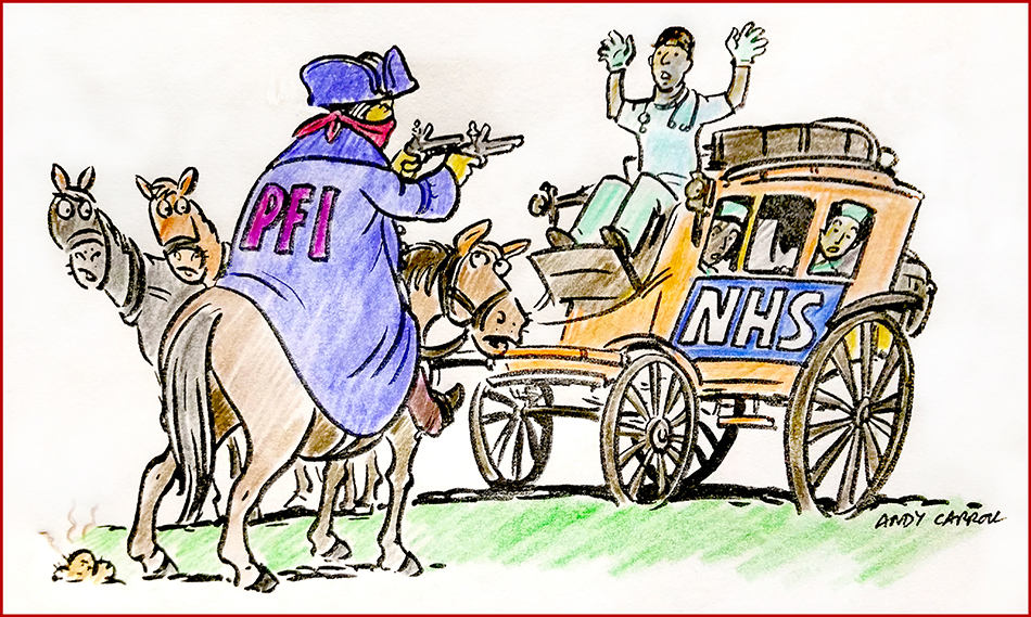 2017 General Election – PFI needs to be on all candidates' agendas